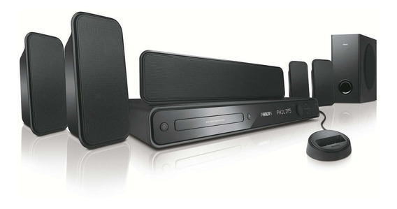Home Theater Philips Hts 3565 D