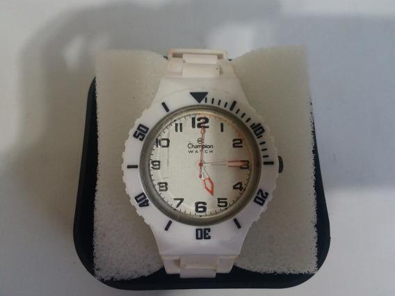 Relógio Champion Troca Pulseiras Original Grande