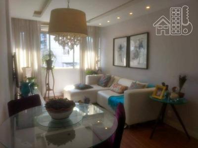 Lindo Apartamento 1 Quarto Icaraí - Ap2290
