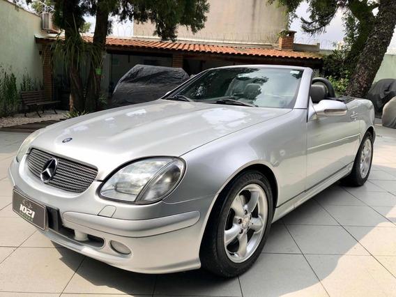 Mercedes-benz Classe Slk 320 3.2 Roadster 2p 2000/2001