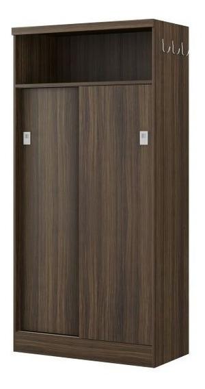 Closet Multiuso 528 Bertolini - Ebano