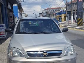 Gm Corsa Sedan, 4 Portas, Bege,gasolina.