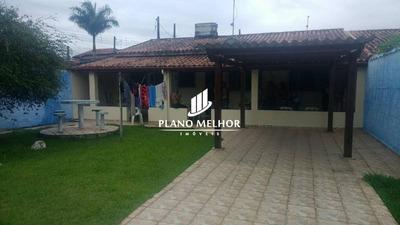 Casa Térrea Para Venda No Bairro Morro Do Algodão / Caraguatatuba Com 2 Dorm, 1 Suíte, 5 Vagas, 85 M, Ca0275 - Ca0275