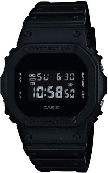 Reloj Casio G-shock Dw5600bb Negro Plastico Edicion Especial