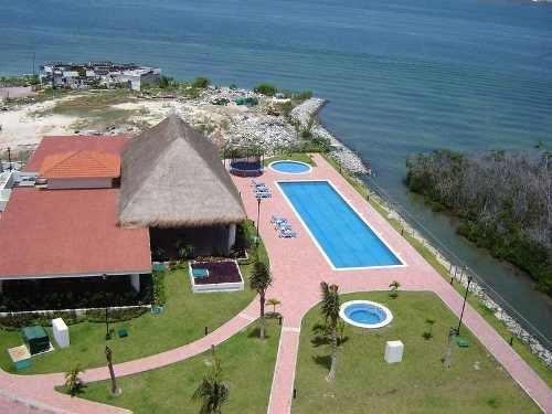 Venta De Departamento De Lujo En Cancún En Torre Laguna