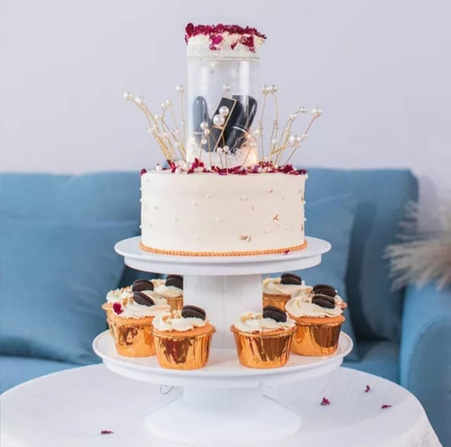 Base Torta Pastel Sorpresa Regalo