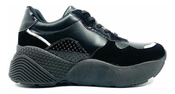 Zapatillas Mujer Urbanas Sneakers Plataforma Mak 11 Savage