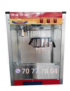 Máquinas De Palomitas - Algodon - Churros - Granizados