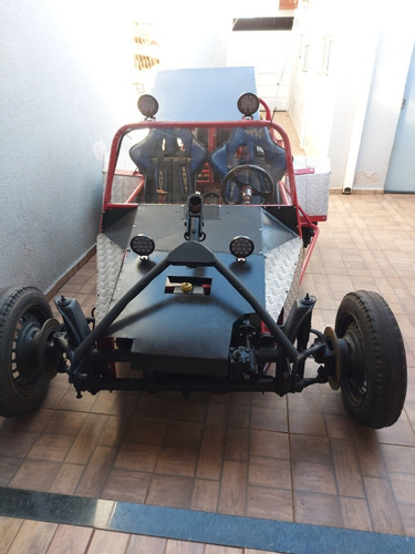 Imagem 1 de 9 de Gaiola Trilha Motor Ap