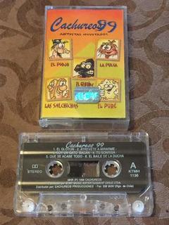 Cassette Cachureos 99