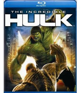 Blu-ray The Incredible Hulk / El Increible Hulk (2008)