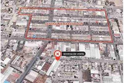 Bodega En Venta De 900m2, En Zona De Abastos. A Unos Metros De José De Gálvez Y Ricardo B. Anaya