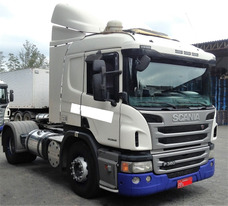Scania P 360 4x2 2013 / 2014 Único Dono 330.000 Km