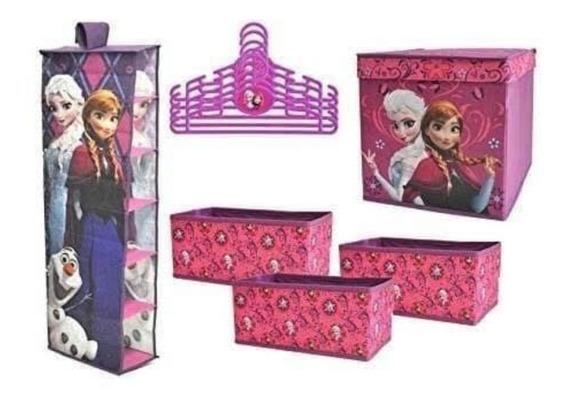 Frozen 2 Oferta Promociónorganizador+juguetero+ganchos+envio