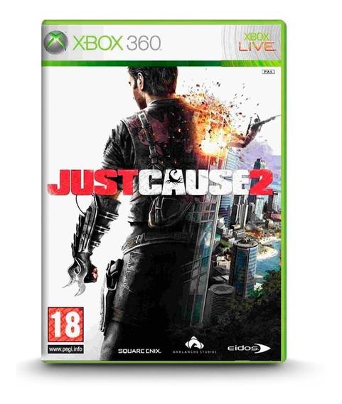 Just Cause 2 - Novo Original Xbox 360
