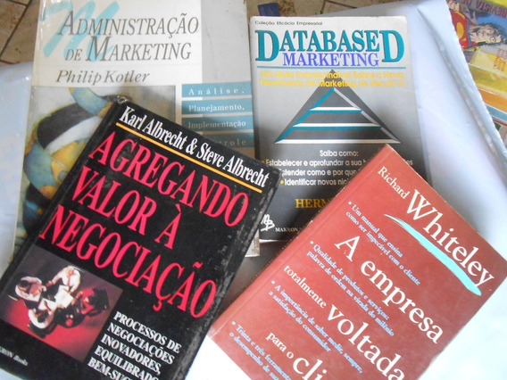 4 Livro Administraçao Marketing Negociação Clinte Kotler