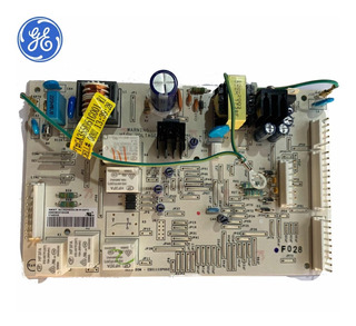Tarjeta Control Principal Refrigerador Mabe Ge 200d6221g028