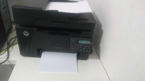 Impressora Multifuncional Hp Laser Jet Pro Mfp M127 Fn