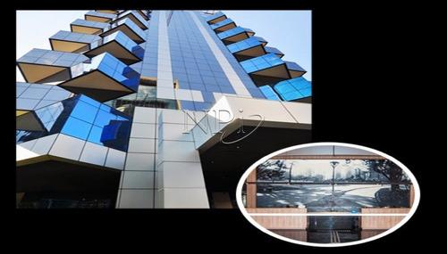 Imagem 1 de 6 de Edificio Business Center - Salas Comerciais Locacao Na Vila Olimpia | Npi Imoveis - L-129