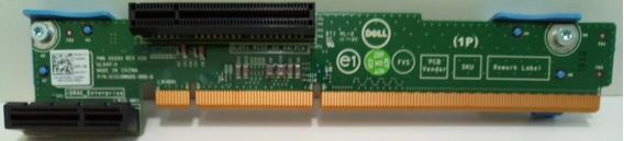 Placa Riser Dell R320 R420 R420xd Pci-e X4 0hc547