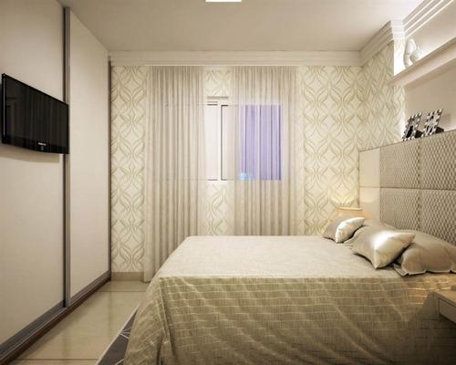 Imagem 1 de 19 de Apartamento - Venda - Aviação - Praia Grande - Er10