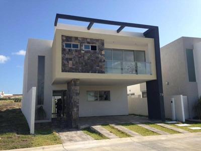 Casa Sola En Venta Fracc Punta Tiburon