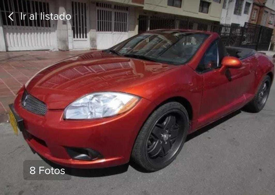 Mitsubishi Eclipse 2009 2.4 Gs Convertible
