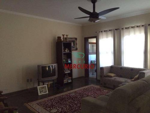 Casa Com 3 Dormitórios À Venda, 400 M² Por R$ 740.000,00 - Colina Verde - Tatuí/sp - Ca2646