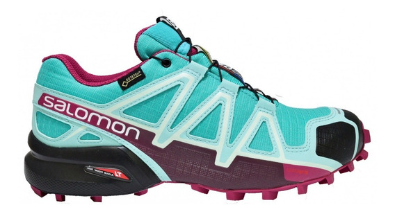 Salomon Speedcross 4 Goretex W Ceramic 394667!! @