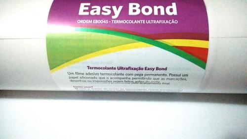 Termocolante Easy Bond Estilotex Aplique Patch Bordado Metro