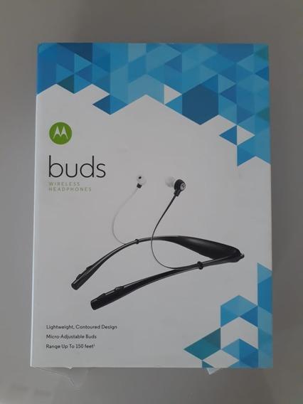 Fone De Ouvido Motorola Buds Pronta Entrega No Brasil