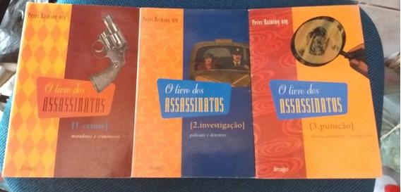 O Livro Dos Assassinatos (3 Volumes)