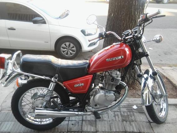 Suzuki Gn 125 1998 Japonesa