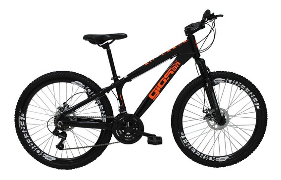 Bicicleta Aro 26 Freio A Disco 21 Vel. Gios Frx Freeride