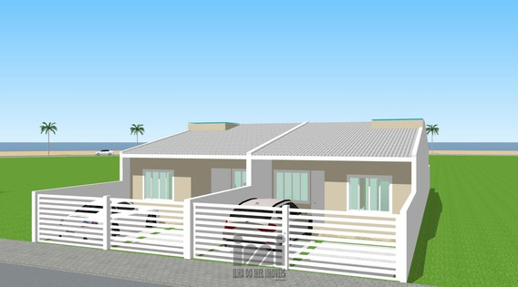 Residências Novas 250 Metros Do Mar Praia De Leste - 2885ip-1