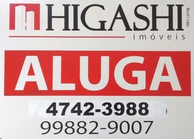 Aluguel Sala Comercial Poá Brasil - 0203-a