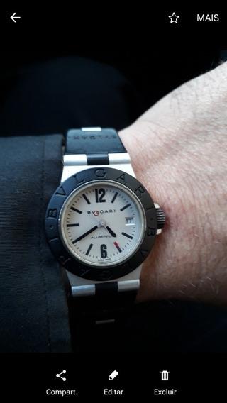 Relógio Bvlgari Original Feminino Muito Bom Estado