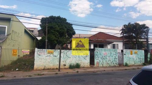 Imagem 1 de 1 de Terreno Residencial À Venda, Vila Clarice, São Paulo. - Te0246