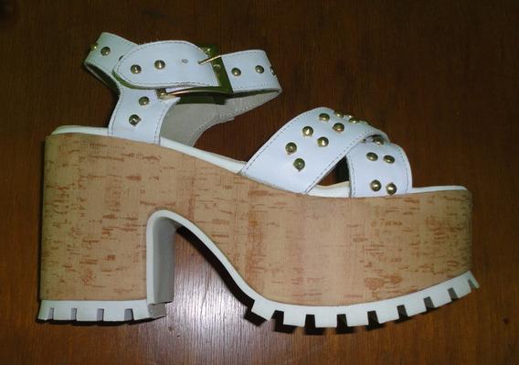 Zapatos Sandalias Plataformas