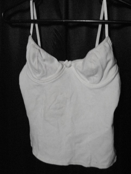Corpete Branco Cotton