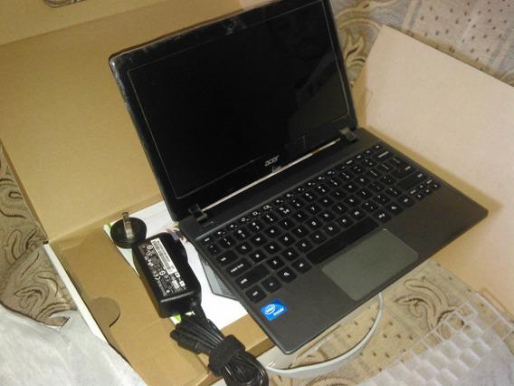 Chromebook Acer C710 Led 2gb Ram 320 Dd Wifi 11.6