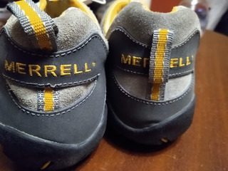 Zapatillas Merrell Hombre Usados
