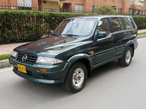 Ssangyong Musso At 3200cc 4x4 7 Psj Ct Fe