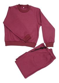 d8ba4fae5 Conjunto Escolar Buzo + Pantalon Frizados Talles 4 Al 8