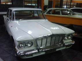 Valiant I 4p 1963 Impecable