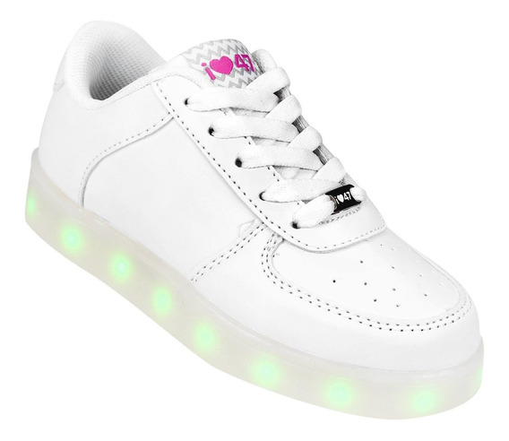 Zapatillas 47 Street Con Led