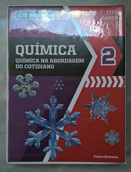 Livros De Química (box Contendo 4 Livros)