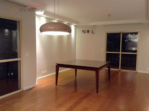 Apartamento Para Venda, 3 Dormitórios, Chácara Klabin - São Paulo - 1511