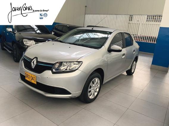 Renault Logan Expression Aut Drx041