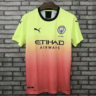 Camisa Manchester City Lançamento 2020 ! Produto Lacrado ! G